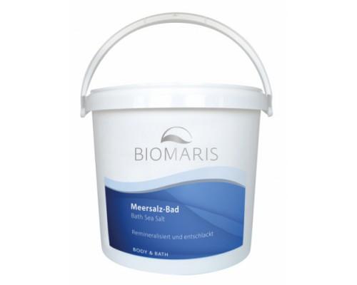 Морская соль BIOMARIS 6кг.